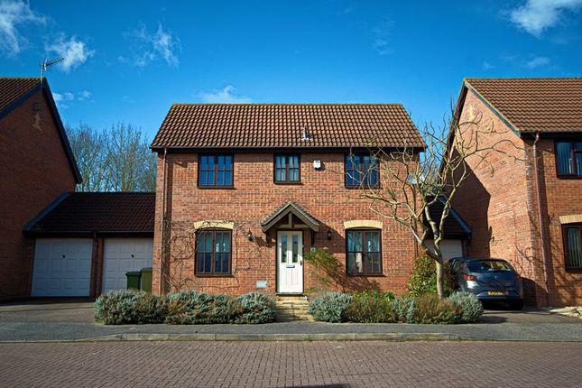 Thumbnail Detached house to rent in Alstonefield, Emerson Valley, Milton Keynes