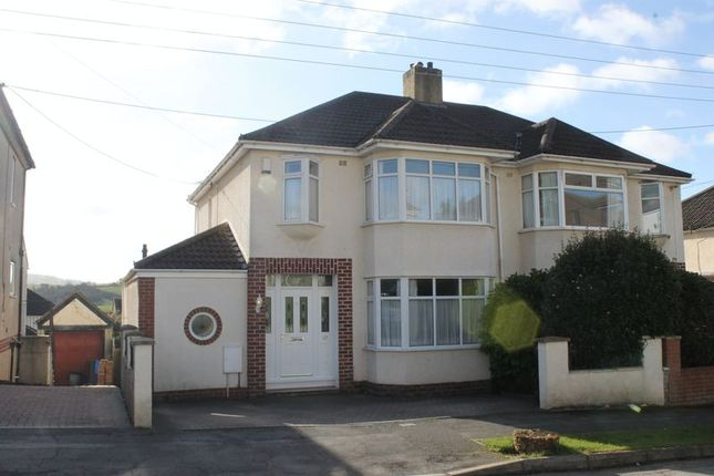 Thumbnail Semi-detached house for sale in Rayens Cross Road, Long Ashton, Bristol