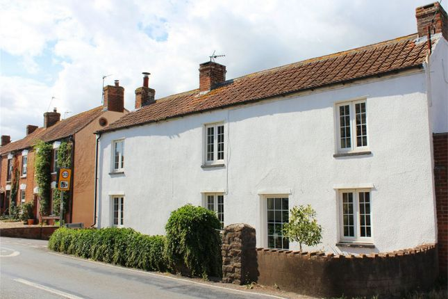 Thumbnail Link-detached house for sale in Three Ways, East Lyng, Taunton, Somerset