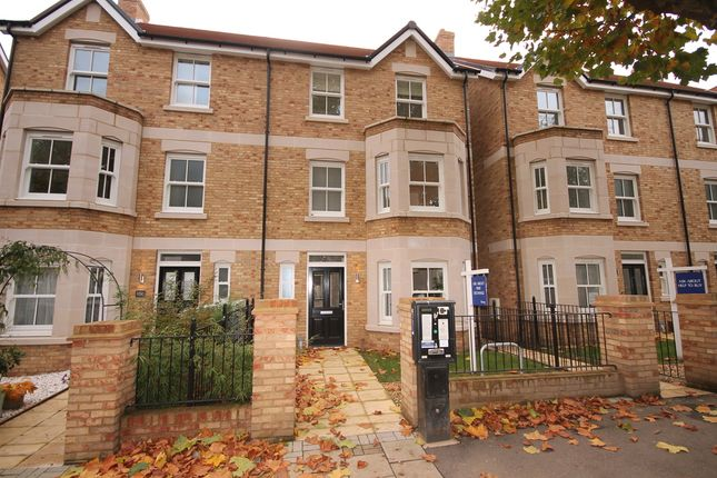 Thumbnail Town house for sale in Plot 68 The Melton, Warwick Avenue, Bedford