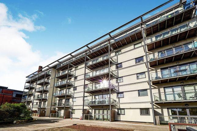 External of Albion Works, 12 Pollard Street, Manchester, Greater Manchester M4