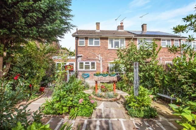 Thumbnail Semi-detached house for sale in Shaftesbury Road, Canterbury