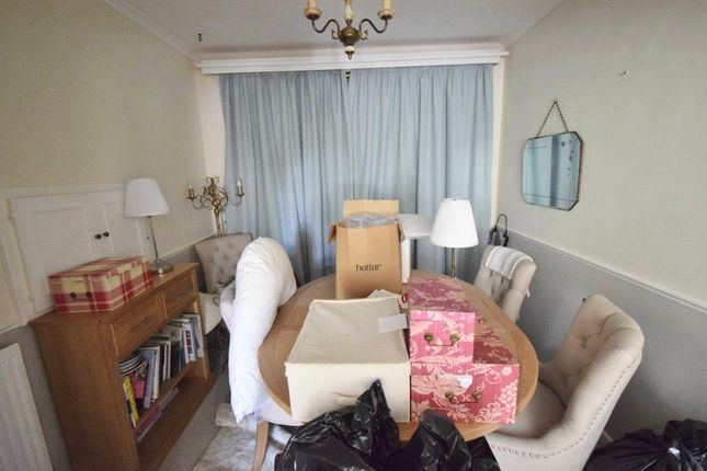Thumbnail Detached house for sale in Sedgefield Drive, Thurnby, Leicester
