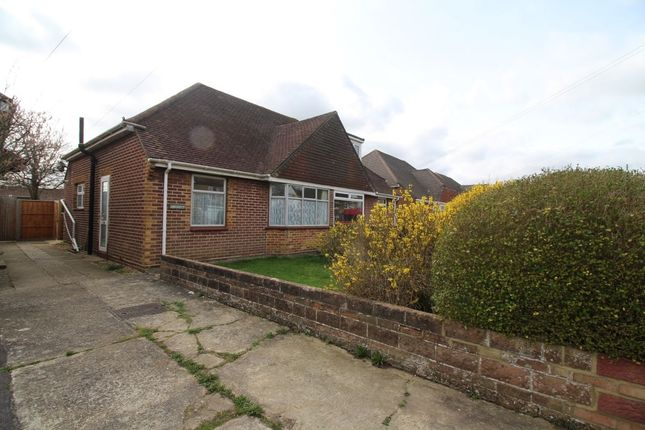 Thumbnail Bungalow for sale in Orchard Grove, Portchester, Fareham
