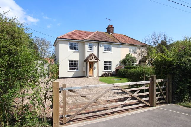 Thumbnail Semi-detached house for sale in Warren Lane, Stanway, Colchester