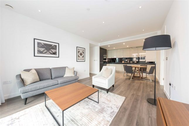 Thumbnail Flat for sale in Meranti House, London