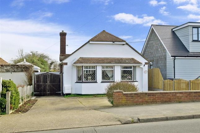 Thumbnail Detached bungalow for sale in Foxgrove Road, Whitstable, Kent