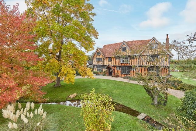 Thumbnail Detached house for sale in Chequers Lane, Glemsford, Suffolk