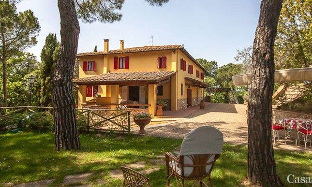 Villa for sale in Montespertoli, Tuscany, Italy