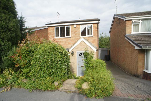 Thumbnail Detached house to rent in Crab Tree Hill, Little Eaton, Derby