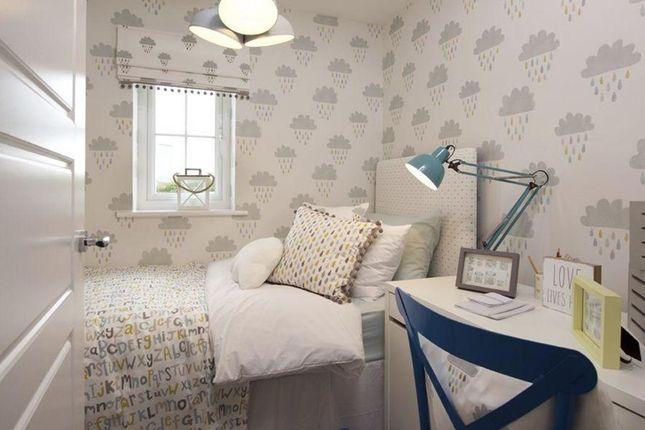 """Bedroom 3 of """"Findern"""" at """"Findern"""" At Kensey Road, Mickleover, Derby DE3"""