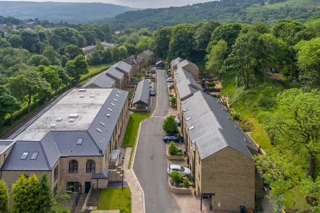 Thumbnail Flat for sale in Tamewater Court, Dobcross, Oldham