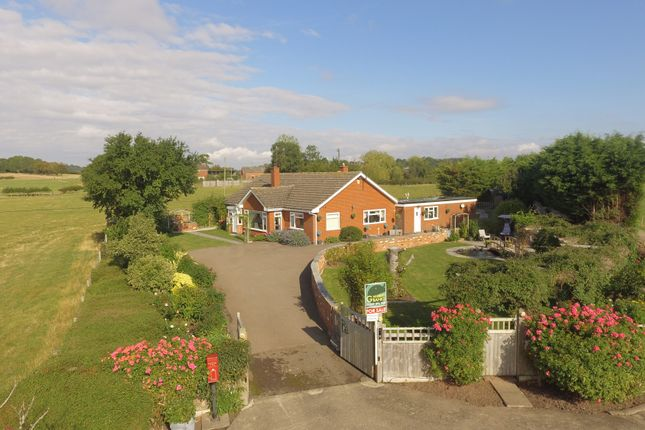 3 bed detached bungalow for sale in Droitwich Road, Hanbury, Redditch B96