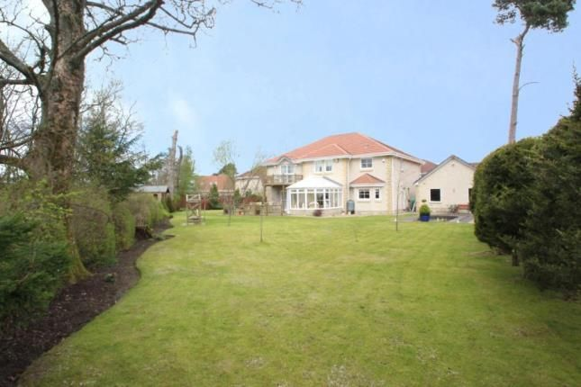 Thumbnail Detached house for sale in Fairfields, Dunmore, Falkirk, Stirlingshire