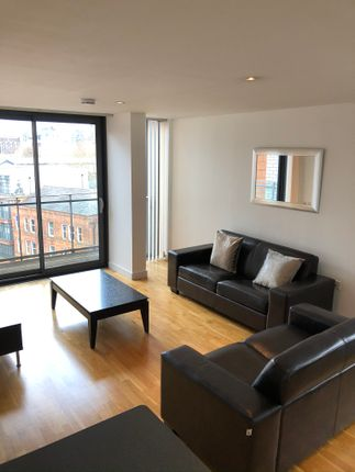Lounge of Rice Street, Castlefield M3