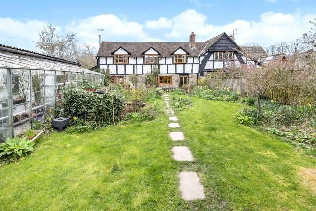 Thumbnail Cottage for sale in Hay On Wye/Hereford, Winforton