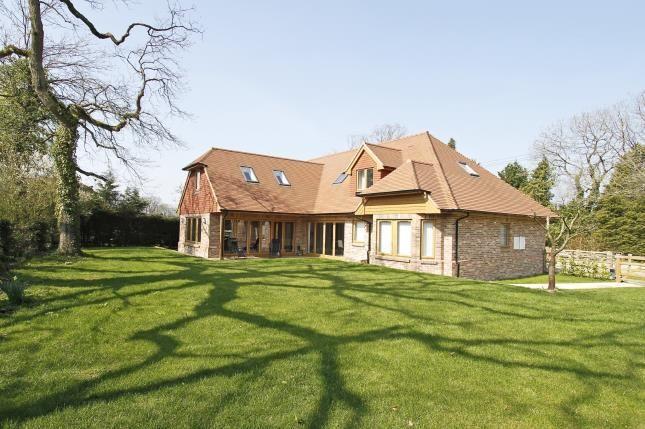 Thumbnail Detached house for sale in West Chiltington Lane, Coneyhurst, Billingshurst