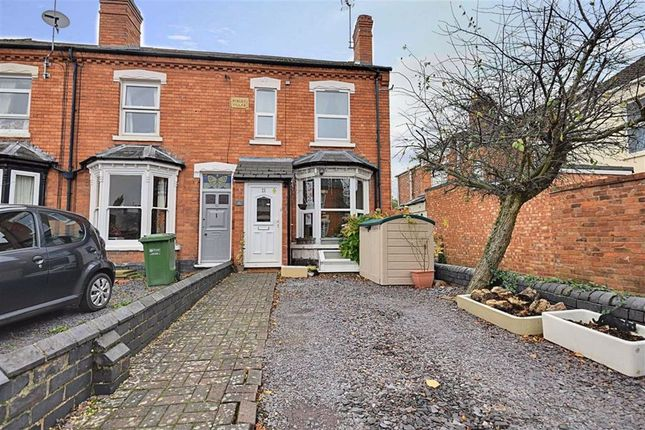 Thumbnail End terrace house for sale in Lambert Road, Worcester