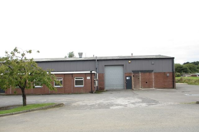Thumbnail Light industrial for sale in Delves Road, Heanor Gate Industrial Estate, Delves Road, Heanor