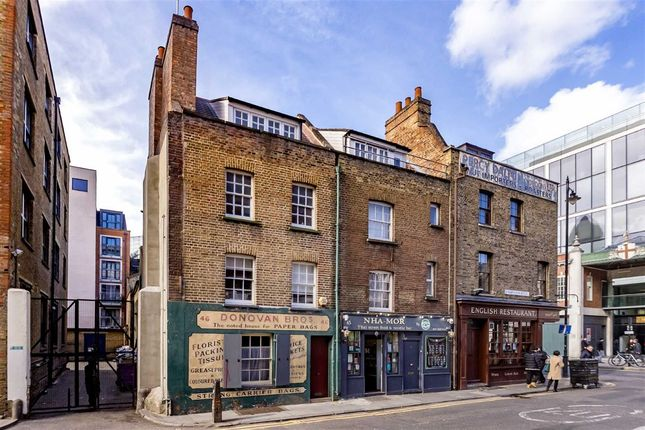Thumbnail Flat for sale in Crispin Street, London