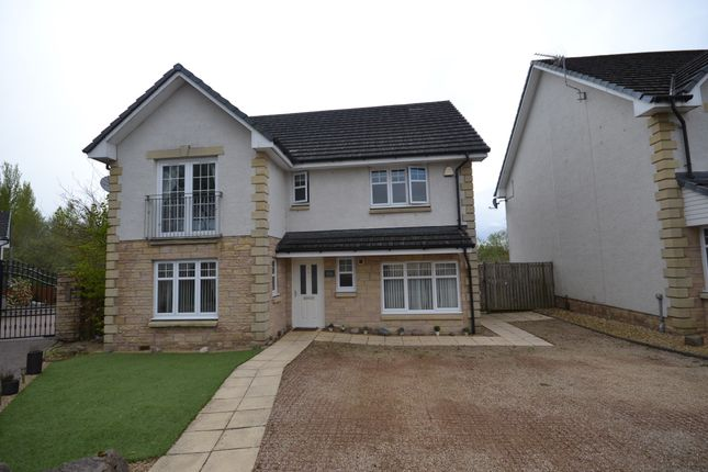 Thumbnail Detached house for sale in Dunree Place, Gartcosh