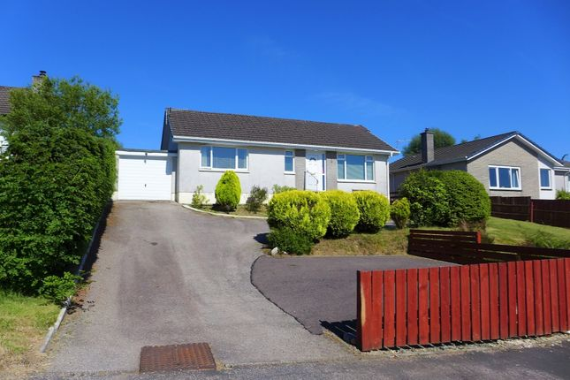 Thumbnail Detached bungalow for sale in 9 Fernoch Park, Lochgilphead