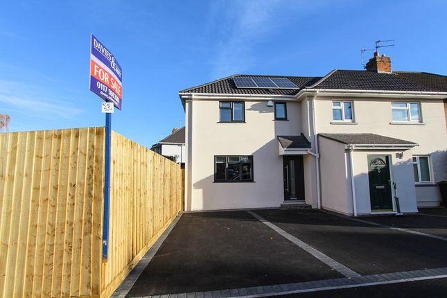 3 bedroom end terrace house for sale in St. Ladoc Road, Keynsham, Bristol