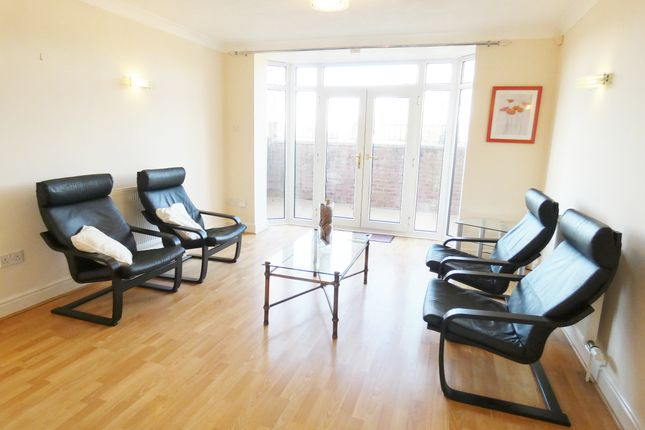 Thumbnail Town house to rent in Mckenna Mews, Penwortham, Preston