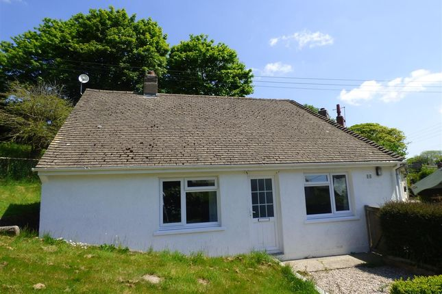 Thumbnail Bungalow to rent in Sunnybank, Camrose, Haverfordwest