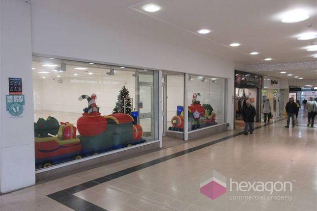 Thumbnail Retail premises to let in Unit 19-21 Ryemarket Shopping Centre, Stourbridge
