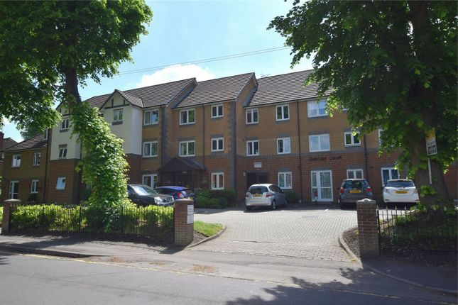Thumbnail Flat for sale in 33 Upper Gordon Road, Camberley, Surrey