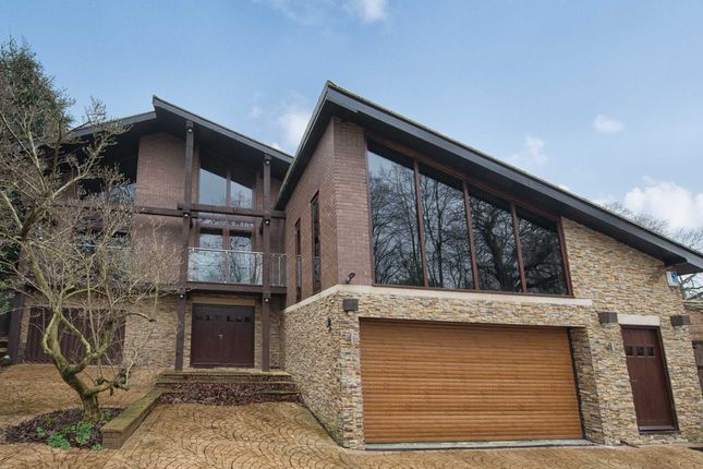 Thumbnail Detached house for sale in Sefton Drive, Nottingham