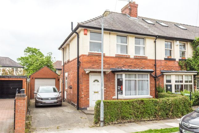 Thumbnail Semi-detached house to rent in Glen Avenue, York