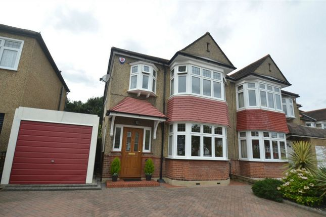 Thumbnail Semi-detached house for sale in Valley Walk, Shirley, Croydon