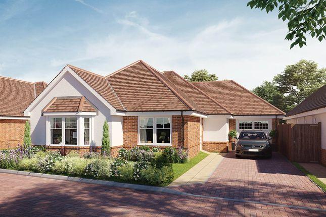 Thumbnail Detached bungalow for sale in Old Guildford Road, Broadbridge Heath, Horsham
