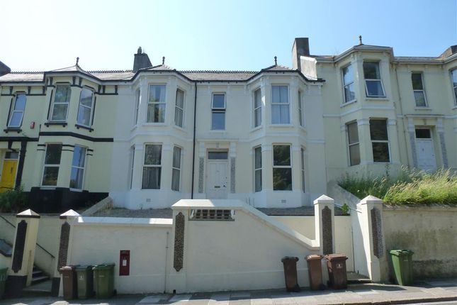 Thumbnail Flat for sale in Alexandra Road, Mutley, Plymouth