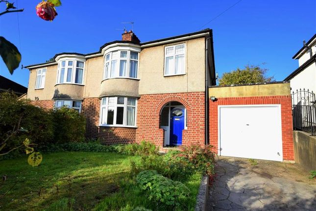 Thumbnail Semi-detached house for sale in Arbutus Drive, Coombe Dingle, Bristol