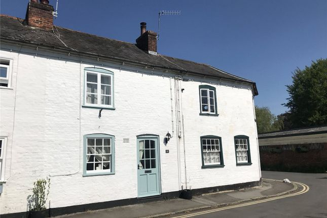 Thumbnail Terraced house for sale in Kennet Place, Marlborough, Wiltshire
