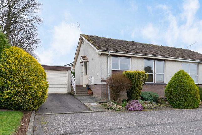 Thumbnail Bungalow for sale in Osnaburgh Court, Dairsie, Fife