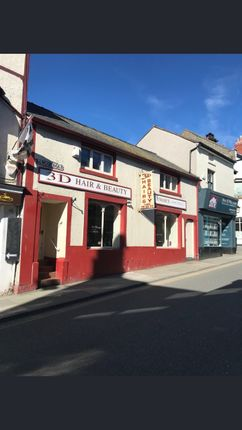 Thumbnail Retail premises to let in Bangor Road, Conwy