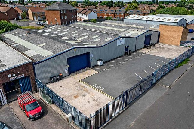 Thumbnail Industrial for sale in Units 1 - 3, Spring Lane, Willenhall, West Midlands