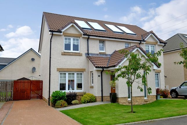 Thumbnail Semi-detached house to rent in Mackie Way, Elrick, Aberdeenshire