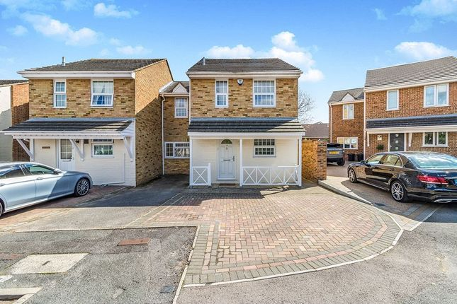 Thumbnail Property for sale in Embassy Close, Gillingham