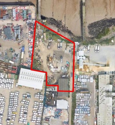 Thumbnail Industrial to let in Union Yard, Manor Road, Erith, Greater London