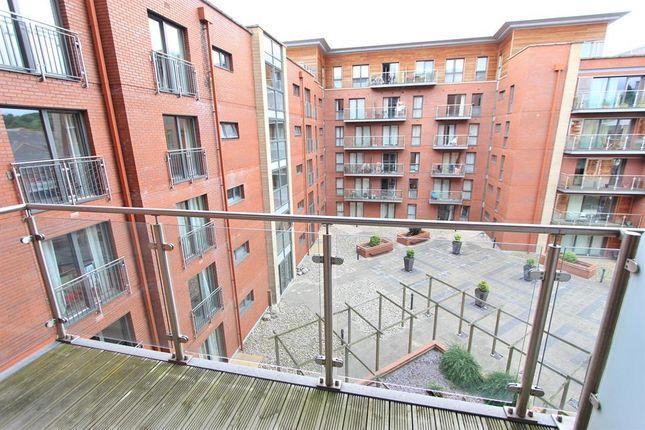 Balcony of Ecclesall Road, Sheffield S11