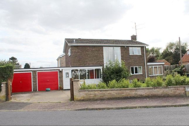 Thumbnail Detached house for sale in Meadow Road, South Wootton, King's Lynn
