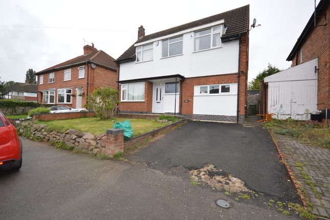 Thumbnail Shared accommodation to rent in Queen Street, Oadby, Leicester, Leicestershire