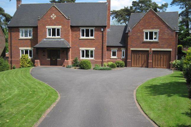Thumbnail Property to rent in Pickburn Gardens, Kilburn, Belper
