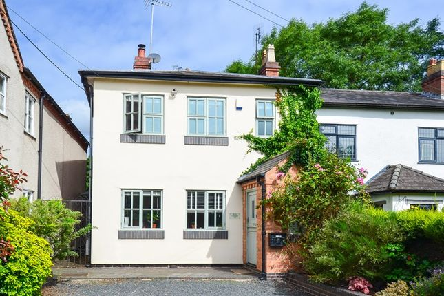 Thumbnail Cottage for sale in Meadow Lane, Alvechurch, Worcestershire