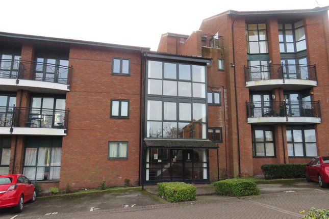 Thumbnail Penthouse for sale in Priory Wharf, Birkenhead